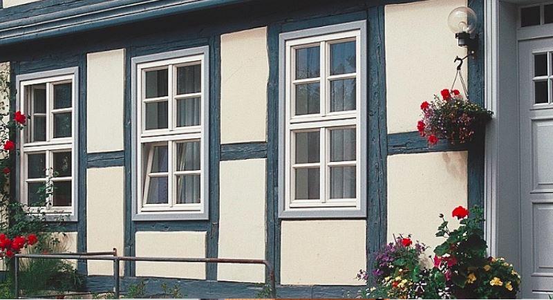 Vrogum Fenster hartmann naturbaustoffe